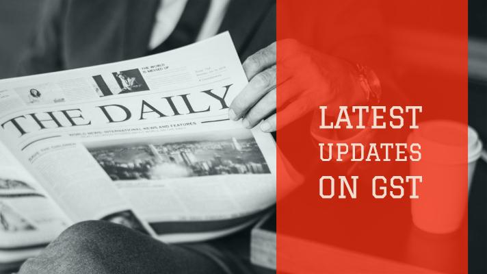 Latest GST News & Updates | SpineBlog