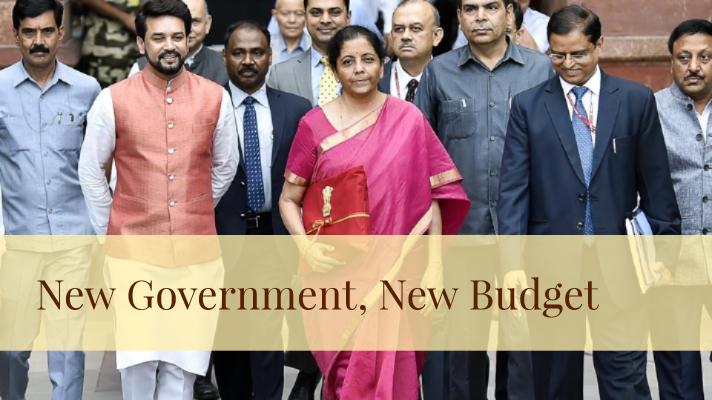Budget 2019 BJP