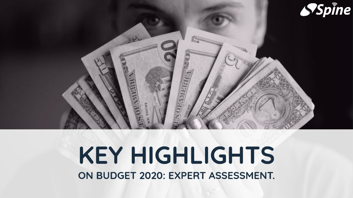 Key Highlights on Budget 2020 Expert Assessment