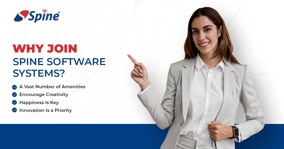 Why join Spine software systems?